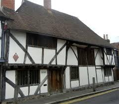 timber frame ivy lane a wealden house