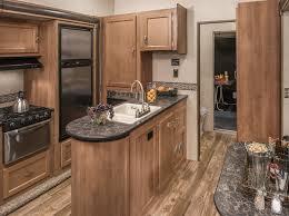 2016 kz rv mxt mxt3190 travel trailer toy hauler kitchen