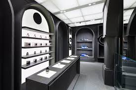 ViktorRolf Store Paris Stunning Jewelry Store Interior Design Plans
