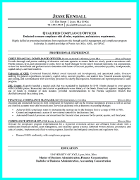 Accounting Resume Bank Reconciliation Principal Format Special