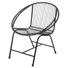metal chair black wire metal chair metal chair patio chair black metal