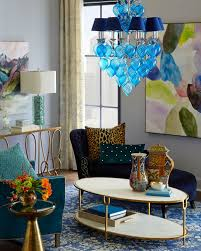 See how you steal the look of your favorite Horchow decor items using  stencils. http