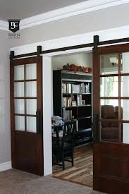 custom interior sliding barn doors the snug is now a part of living room custom interior barn doors