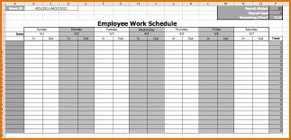 Calendar Scheduler Template Calendar Employee Schedule Template Printable Schedule
