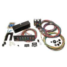 speedwaymotors com 1977 Chevy Wiring Harness Diagram painless wiring 50003 21 circuit pro street chassis wiring harness