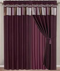 Purple Curtains For Bedroom Purple Curtains For Bedroom Free Image