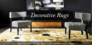 benefits of our decorative rugs offer at our abc rug