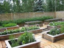 Raised Garden Bed Design Ideas Sleek Raised Garden Bed Designs 122753 Home Design Ideas