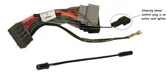 chrysler wiring adapter 2002 radio to 1998 2002 vehicle jeep stereo wiring harness adapter click to enlarge