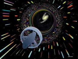 Resultado de imagen de Curvatura del Espacio tiempo para viajar al futuro