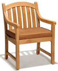 Bristol Teak Outdoor Dining Chair Created for Macy s Furniture