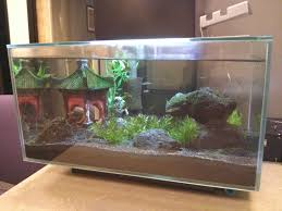 Funny Fish Tank Decorations Quidditch Aquarium Decoration Build Album On Imgur