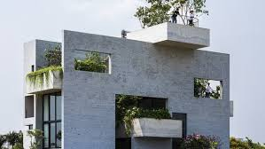 40's Best Sustainable Innovative And Interesting Houses Mesmerizing Modern Exterior Cladding Panels Concept Property