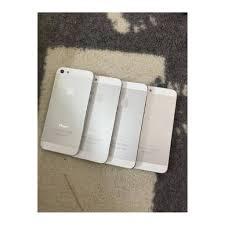 ĐIỆN THOẠI iphone 5 32gb FULLBOX chính hãng 98 99 phần trăm - ChoBaDao
