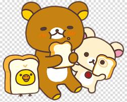 Bakery Bear Cartoon Transparent Png Image Clipart Free Download