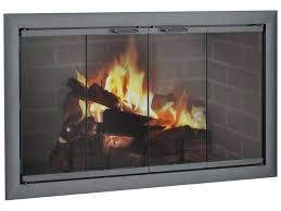gas fireplace doors elegant interior and furniture layouts pictures vent free gas regarding fireplace doors with