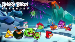 ALL Angry Birds Reloaded Cutscenes - YouTube