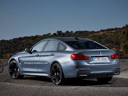 All BMW Models 2010 bmw m4 : new render: M4 Gran Coupe anyone?