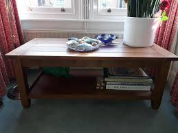 m s hemsley range oak coffee table image 1 of 5