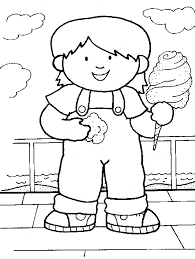 Kids Carnival Games Coloring Pages On Fun To Draw Coloring Pages