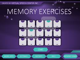 Famous duos free printable alzheimer s and dementia activity. Memory Exercises