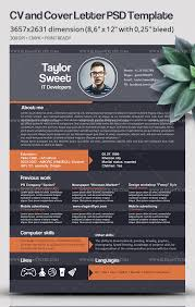 Modern Resume Facebook Style Download 60 Premium Free Psd Cv Resume Templates Cover Letters