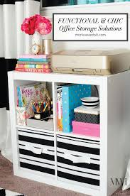 home office storage solutions ideas. functional u0026 chic office storage ideas 100 giveaway home solutions s
