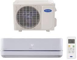 carrier dehumidifier. carrier performance series maqb12b1 - high-wall single zone mini split air conditioning system dehumidifier