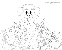 Small Picture 4 FREE PRINTABLE FALL COLORING PAGES Kids Activities