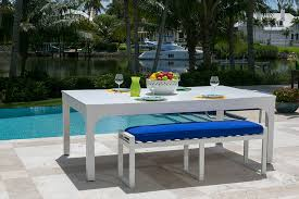 outdoor dine play pool tables