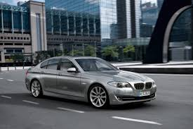 Official Photos: 2011 BMW 5 Series