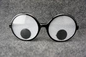 發光派對屋西門中華店 At 眼珠可動 搞笑眼鏡
