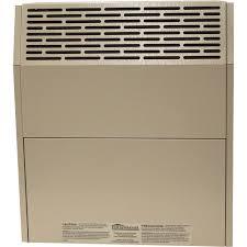advantage exclusive housewarmer slim profile direct vent heater with blower natural gas 15 000 btu