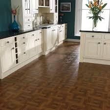 image of self adhesive vinyl floor tiles kitchen