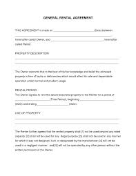Microsoft Office Contract Template Rental Agreement Templates Microsoft Office Agreements Uk