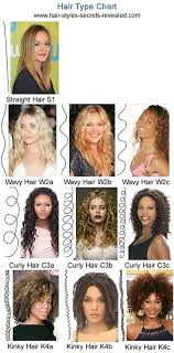 Curl Texture Chart Indian Curly Hair Types