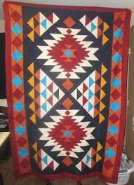 native american... | Quilting | Pinterest | Native americans ... & Navajo inspiration (throw) made by Steven Nethercott Pattern… Adamdwight.com