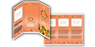 Brochure Templates On Microsoft Word Download Free Microsoft Word Food Brochure Templates