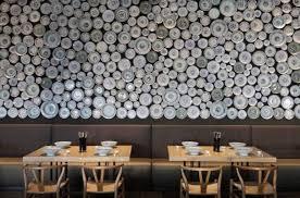 Superior Modern Restaurant Interior Minimalist Design With Wall Decoration Ideas