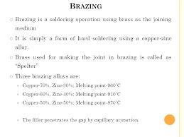 Silver Solder Melting Temperature Specific Gravity Melting