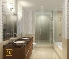 a kc bathroom radiates comfort with electric floor heating