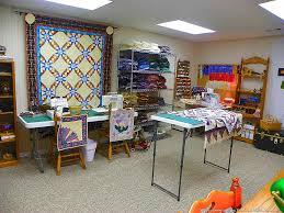 Quilt Room/Studio | Around the Block with… & quilt room 2 Adamdwight.com