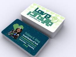 Creative Modern Business Card Design By Joyfulstar On Envato Studio