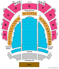 Academy Of Music Seating Chart Parquet Academy Of Music Tickets In Philadelphia Pennsylvania