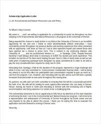 College Scholarship Cover Letter Template Scholarship Cover Letters