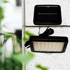 Waterproof 56 Led Outdoor Solar Power Lamp Motion Sensor