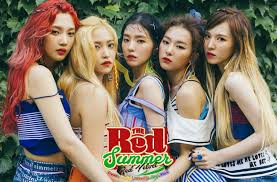 Summer Photo Albums Album Review Red Velvet Red Summer Arcadey