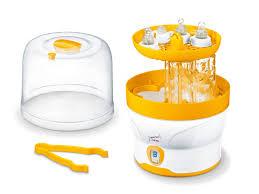 Thiết bị y tế Phương Mai – Phân Phối máy móc thiết bị y tế   Máy tiệt trùng  bình sữa Beurer BY76 chính hạng, giá tốt nhất !
