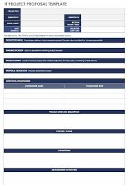New Project Proposal Template 17 Free Project Proposal Templates Tips Smartsheet