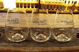 the best whiskey tour in ireland three tasting glasses